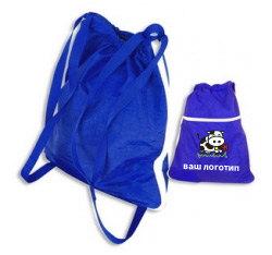 Сумка-рюкзак (нейлон, 35x40 см, на молнии по периметру) .